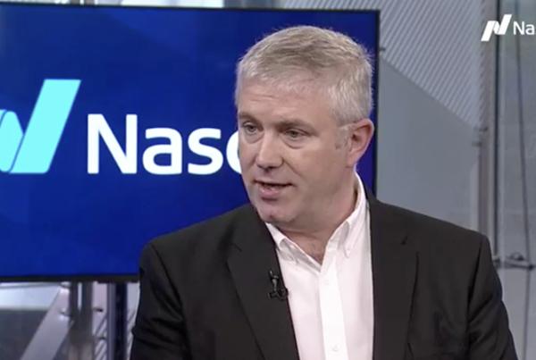 Ideanomics, Alf Poor, CEO, Nasdaq Interview