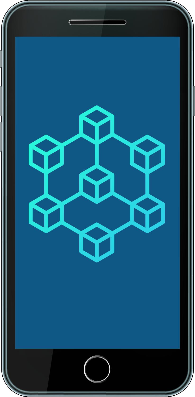 Ideanomics, Blockchain Graphic