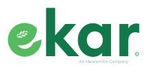 ekar logo