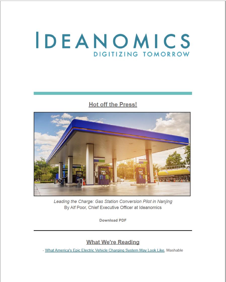 Ideanomics February Newsletter
