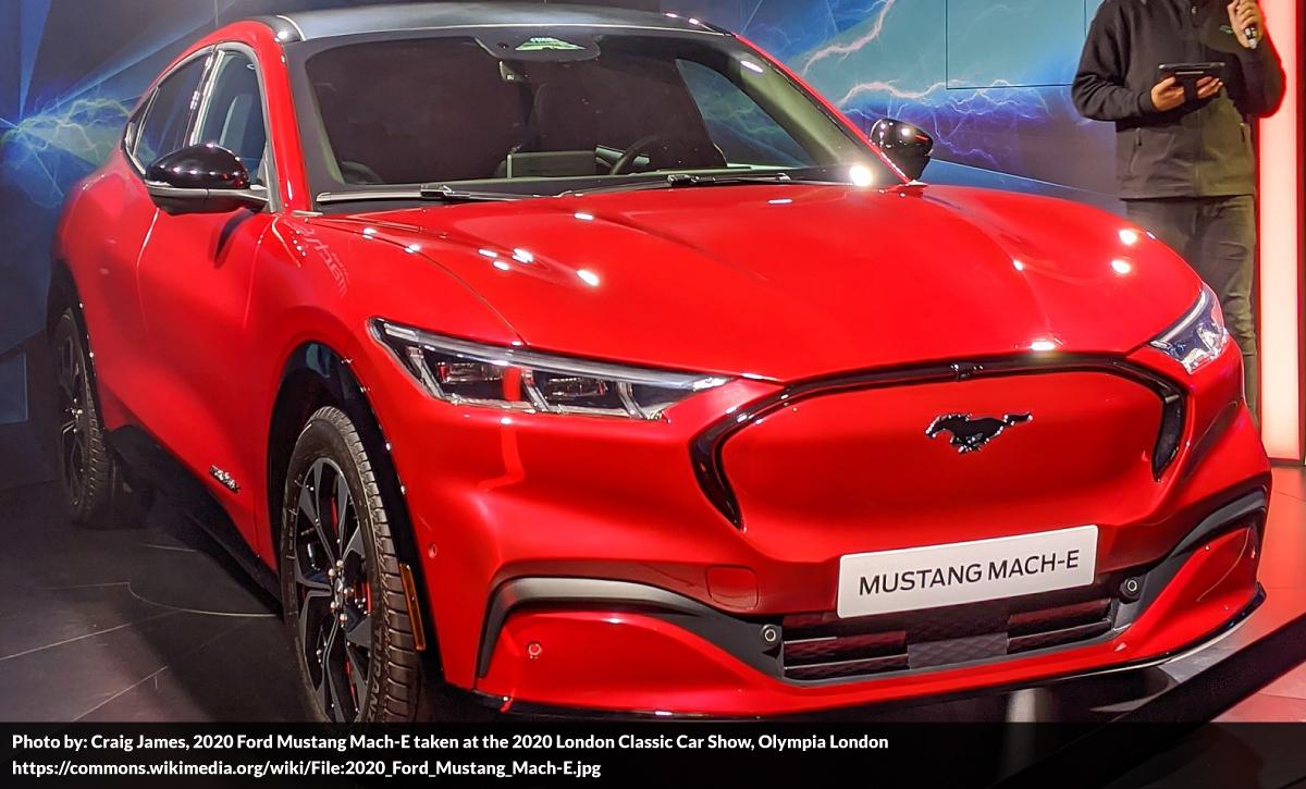 Mustang, EV