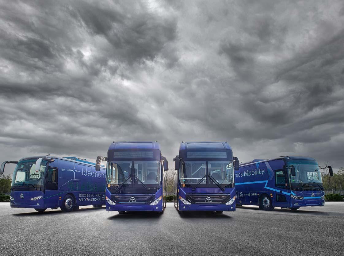 Ideanomics Medici Bus