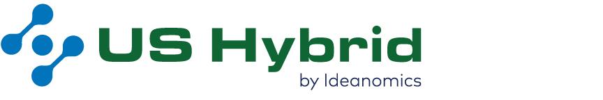 US Hybrid Logo